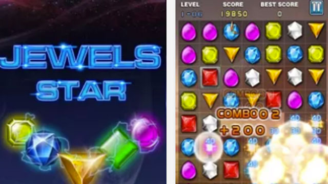 jewels star android