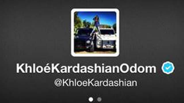 Khloe Kardashian Drops Odom Last Name, Khloe Kardashian Odom Twitter Name, Khloe Kardashian Odom Instagram Name, Khloe Kardashian Drop Odom Anniversary