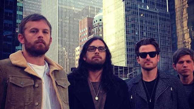 Kings of Leon Good Morning America Use Somebody, Kings of Leon Supersoaker Performance GMA, Kings of Leon Mechanical Bull Good Morning America, Kings of Leon Performance Video Good Morning America