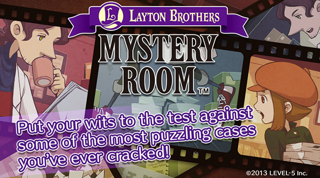 layton brothers mystery room android app