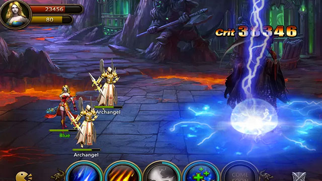 legend online dragons android app