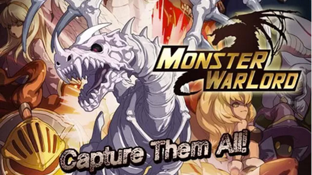 monster warlord android app