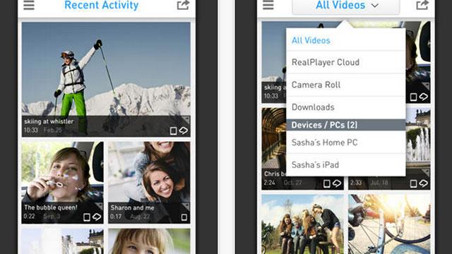 realplayer cloud iphone app