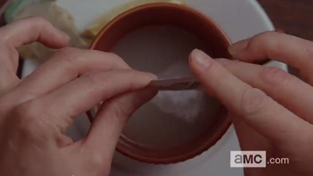 lydia, ricin, tea
