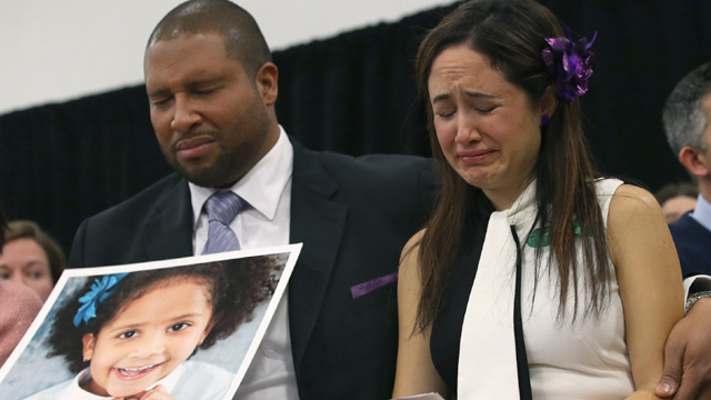 Sandy Hook Mother's Letter Nelba, Nelba Marquez-Greene Letter, Sandy Hook Victim Ana Grace Mother, Ana Greene Sandy Hook Victim