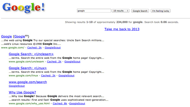 search-google-in-1998