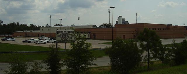Houston High School Stabbing, Spring High School Stabbing, One Dead in Houston High School.