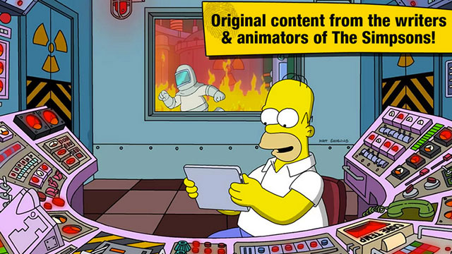 the simpsons tapped out android app