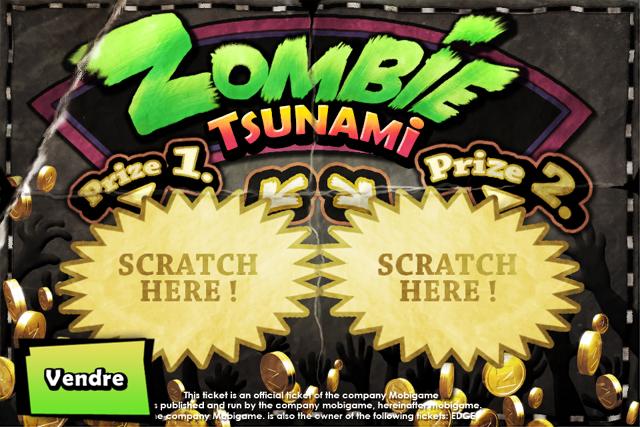 Zombie Tsunami Tips