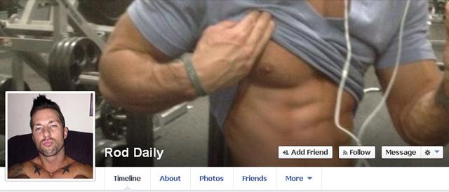 rod daily, rod daily facts, rod daily facebook