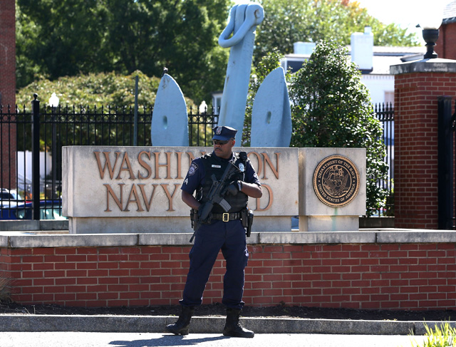 washington navy yard shooting, conspiracy