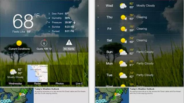 weatherbug android app