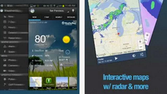 weatherbug elite android app
