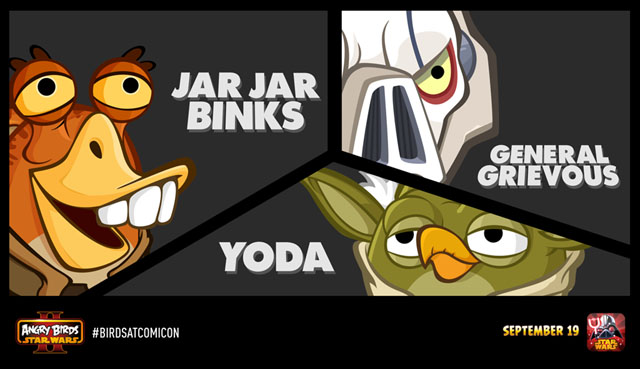 Angry Birds Star Wars 2 Tips