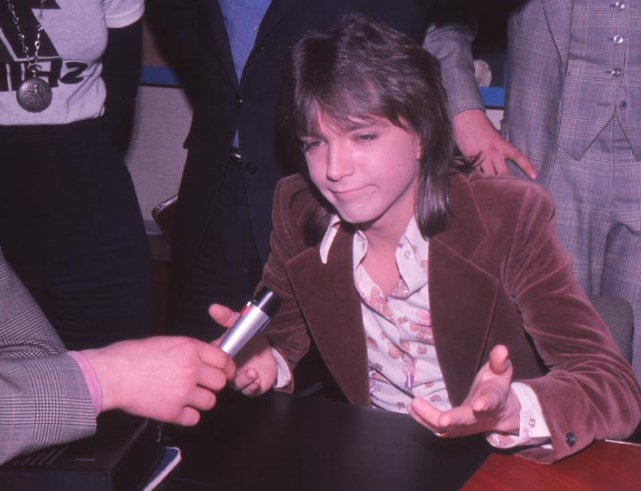 Shelly Wright David Cassidy Daughter, David Cassidy's Secret Love Child, David Cassidy Lazy Eye