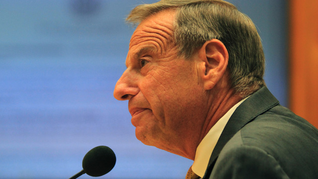 Bob Filner Facing Charges of Imprisonment and Battery Bob Filner Court Three Women