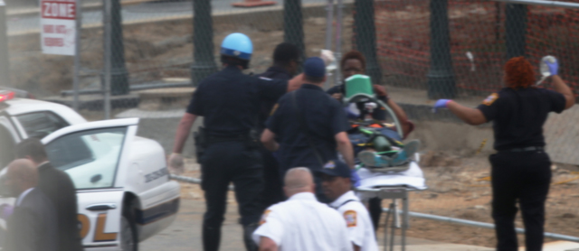 US Capitol Building Shooting, Shots fired at US Capitol building,
