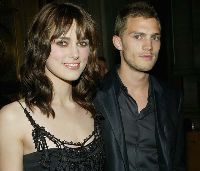 Jamie Dornan Is the New Christian Grey, Jamie Dornan Fifty Shades of Grey, Jamie Dornan Replaces Charlie Hunnam