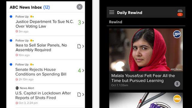 abc news iphone app
