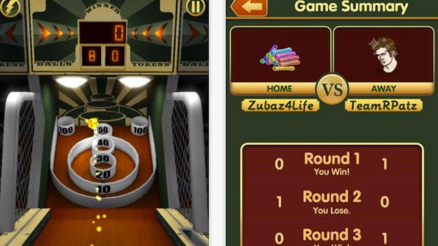 arcade ball iphone app