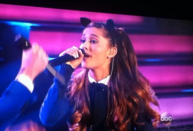 Ariana Grande on Dancing With the Stars, Ariana Grande and Mika DWTS, Dancing With The Stars Ariana Grande Video Clip
