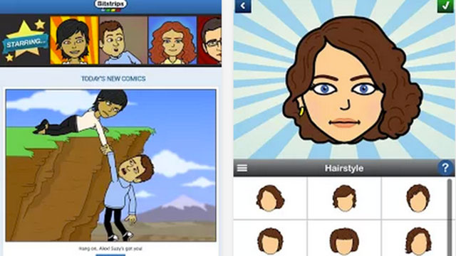 bitstrips android app