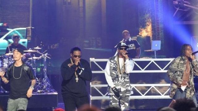 Bone Thugs-N-Harmony BET Awards 2013, Bone Thugs BET Hip Hop Awards 2013 Video, Bone Thugs Perform BET Awards 2013