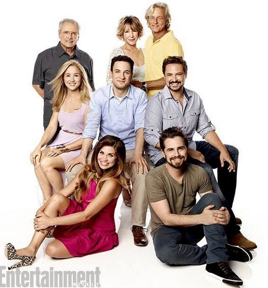 """<blockquote class=""""twitter-tweet""""><p>""""I don't think any of us anticipated that after the show went off the air it was going to gain in popularity."""" - <a href=""""https://twitter.com/daniellefishel"""">@daniellefishel</a></p>— Good Morning America (@GMA) <a href=""""https://twitter.com/GMA/statuses/392630499614932993"""">October 22, 2013</a></blockquote> <script async src=""""//platform.twitter.com/widgets.js"""" charset=""""utf-8""""></script>"""