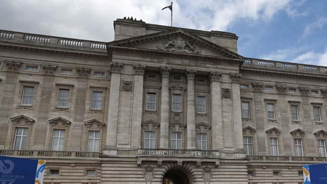 Buckingham Palace Break In, Man With Knife Buckingham Palace Gate