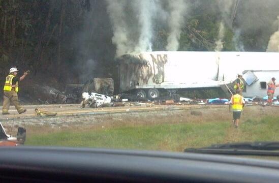 Tennessee bus crash shutdown, Church bus crash Tennessee furloughed, NTSB Church bus crash.