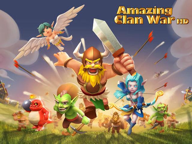 Clan War HD
