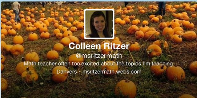 colleen ritzer twitter