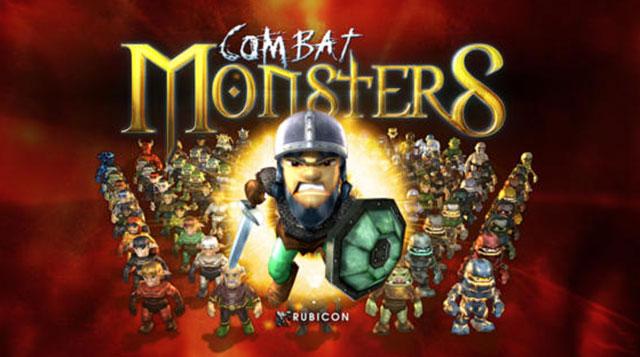 combat monsters iphone app