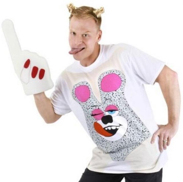 Miley Cyrus Halloween costume, Miley Cyrus Foam Finger Costume, Miley Cyrus Foam Finger Halloween, Miley Cyrus Twerking Bear Costume Halloween