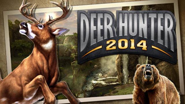deer hunter 2014 iphone app
