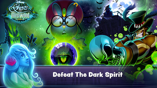 disneys ghost of mistwood android app