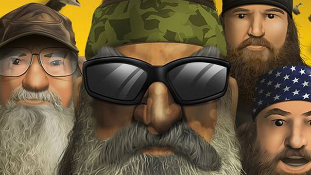 duck dynasty battle of the beards iphone app