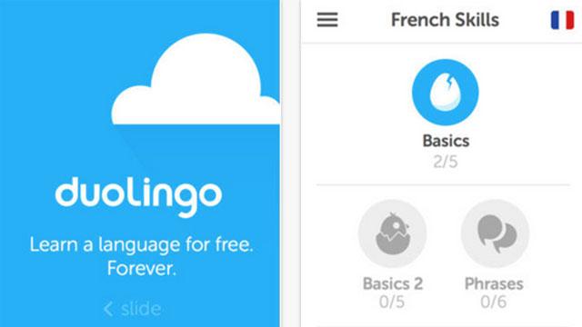 duolingo iphone app