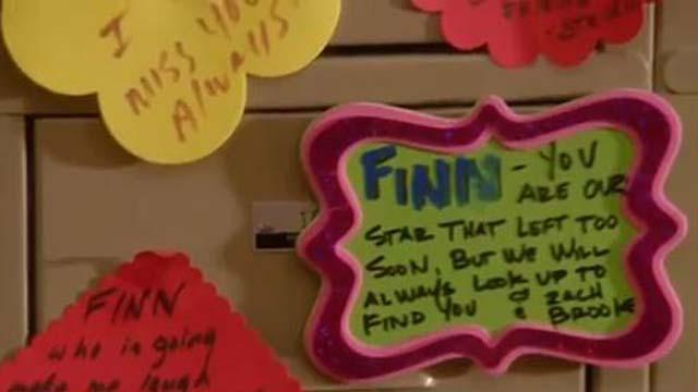 Lea Michele Interview Cory Monteith Death Glee, Lea Michele Glee Tribute The Quarterback, Lea Michele Tribute Farewell Finn