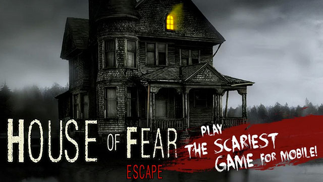 house of fear escape iphone adnroid app