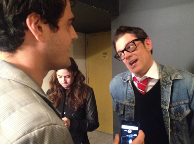 johnny knoxville, bad grandpa, interview