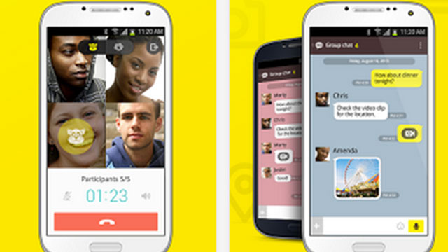 kakao talk android app