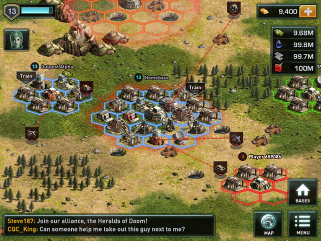 War of Nations Tips