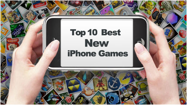 new iphone games