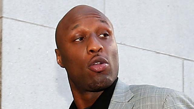 Lamar Odom DUI Not Guilty, Lamar Odom Pleads Not Guilty in Court, Lamar Odom in Court