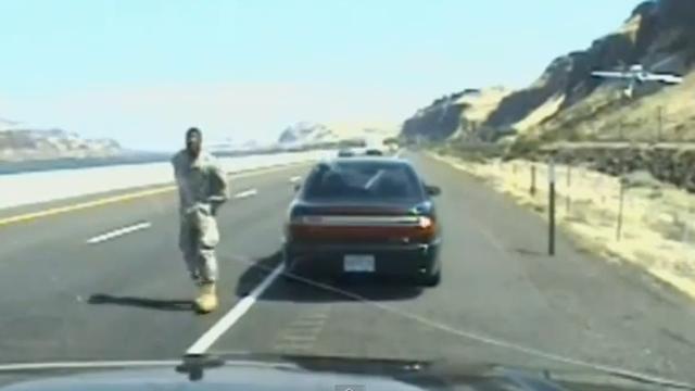 Oregon police shooting