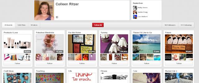Ritzer-pinterest