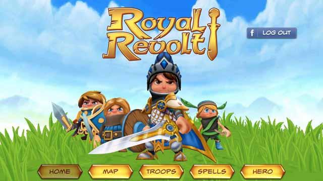 Royal Revolt Tips