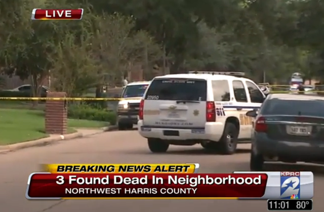 Torrey Pines Shooting, North Houston Shooting 2013, Torrey Forest Drive Shooting.