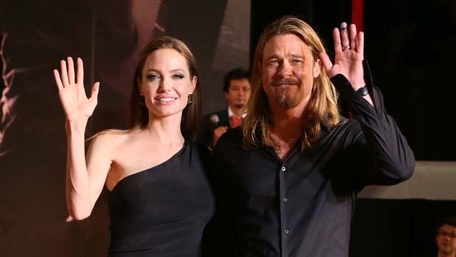 Angelina Jolie Wedding Ring, Angelina Jolie Brad Pitt Secret Wedding, Angelina Jolie Brad Pitt Married Ring